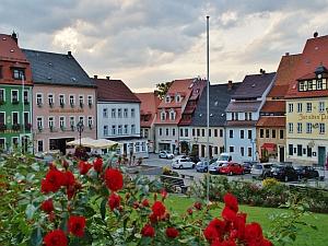 Neustadt Sachsen Pension